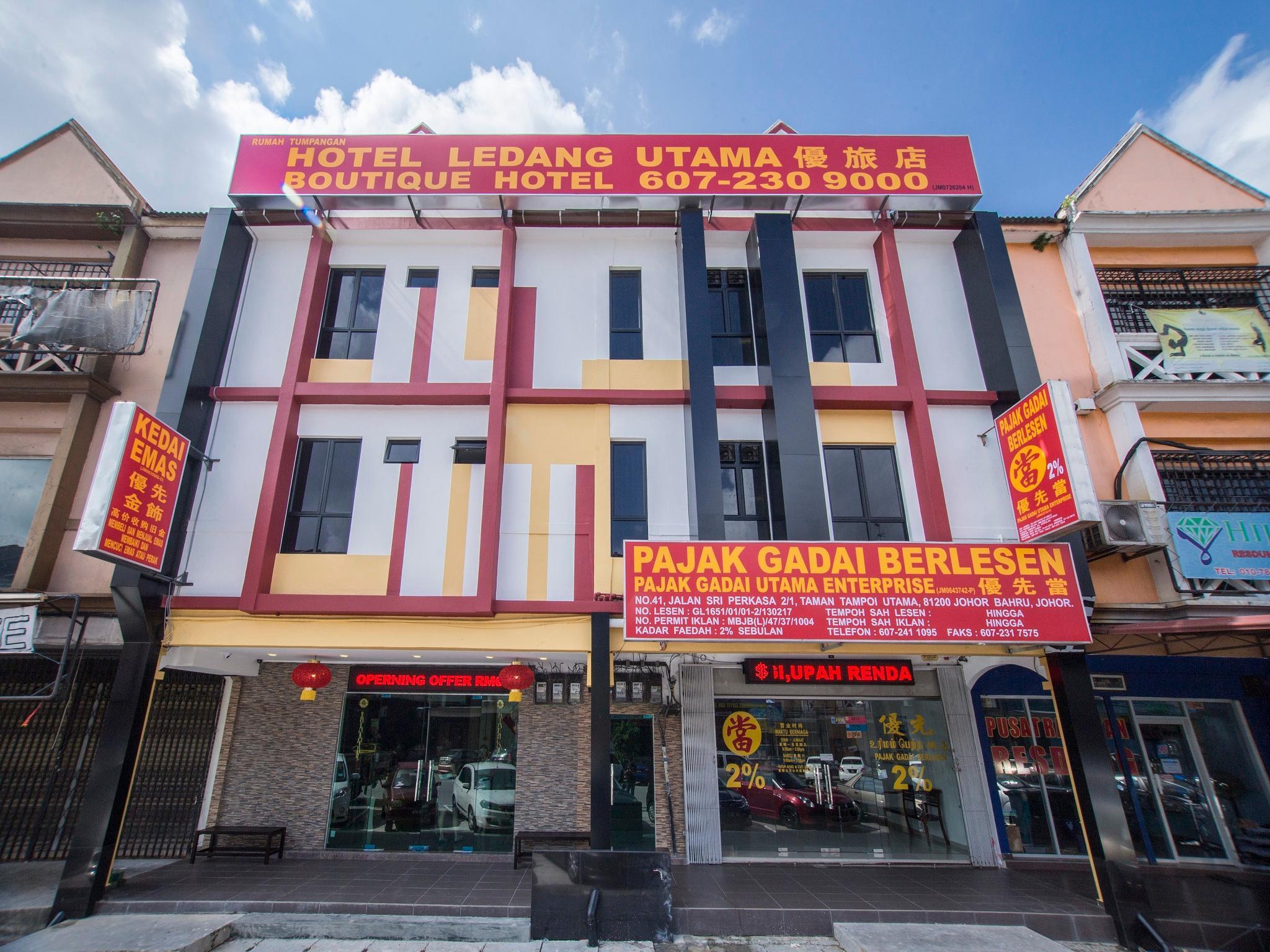 Hotel Ledang Utama, Johor Bahru