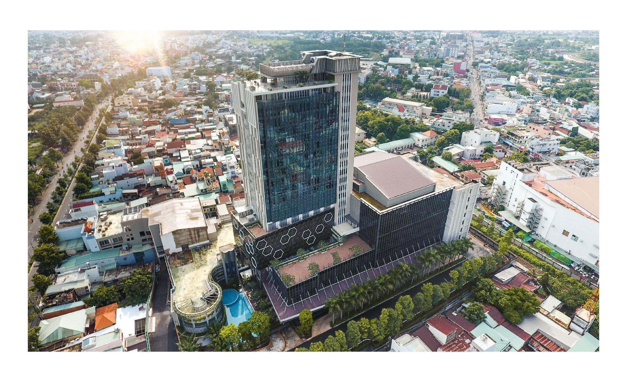 The Mira Central Park Hotel, Bien Hoa