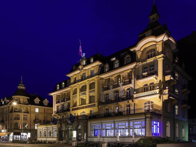 皇家聖喬治因特拉肯美憬閣飯店