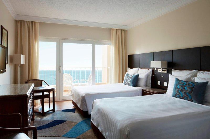 赫爾格達萬豪海灘度假飯店