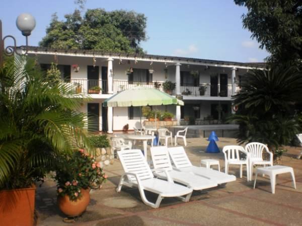 Hotel Villa Maritza, Melgar