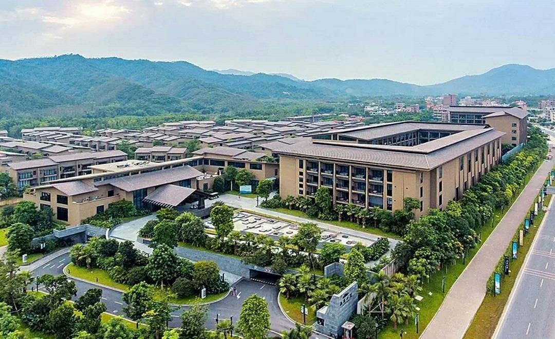 Longmen Nankunshan Private Spring Villa, Huizhou