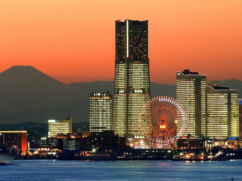 Yokohama Royal Park Hotel, Yokohama