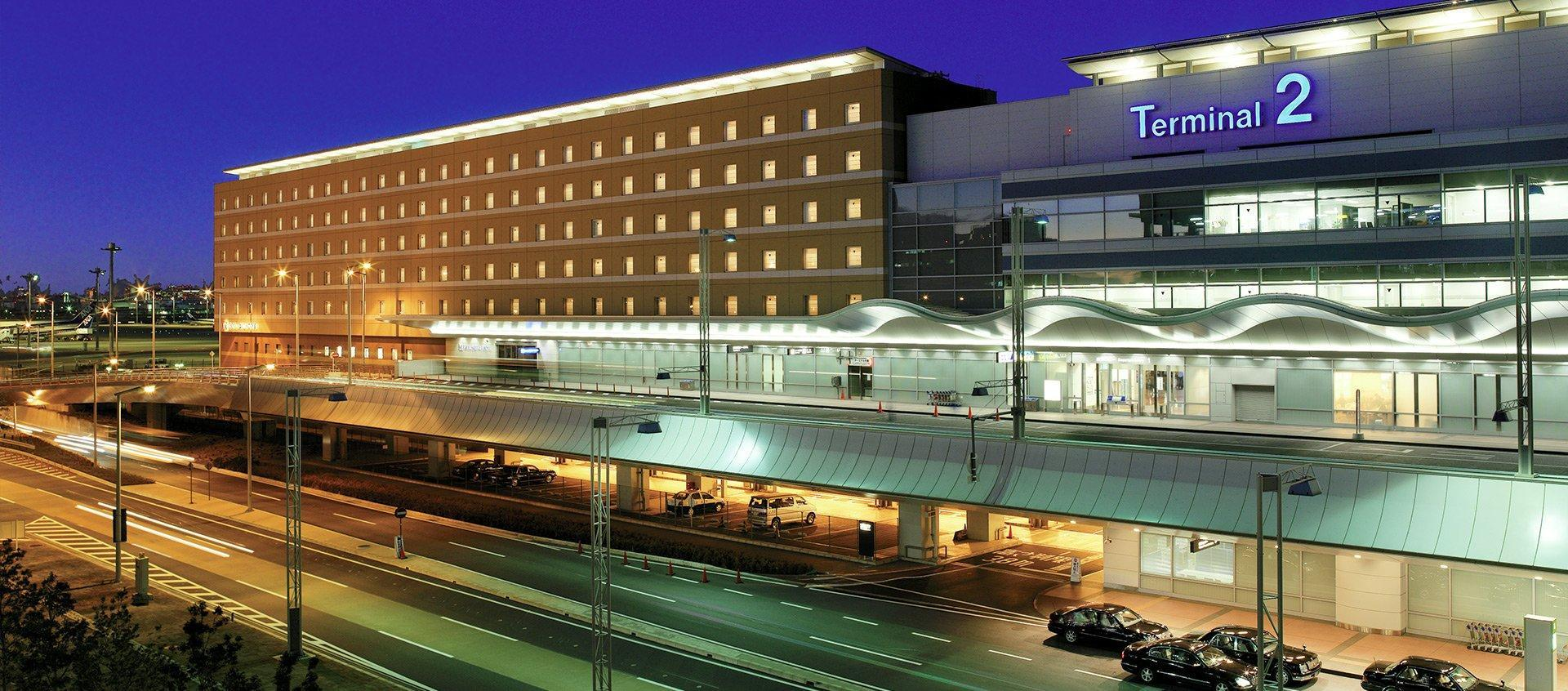 Haneda Excel Hotel Tokyu, Ōta