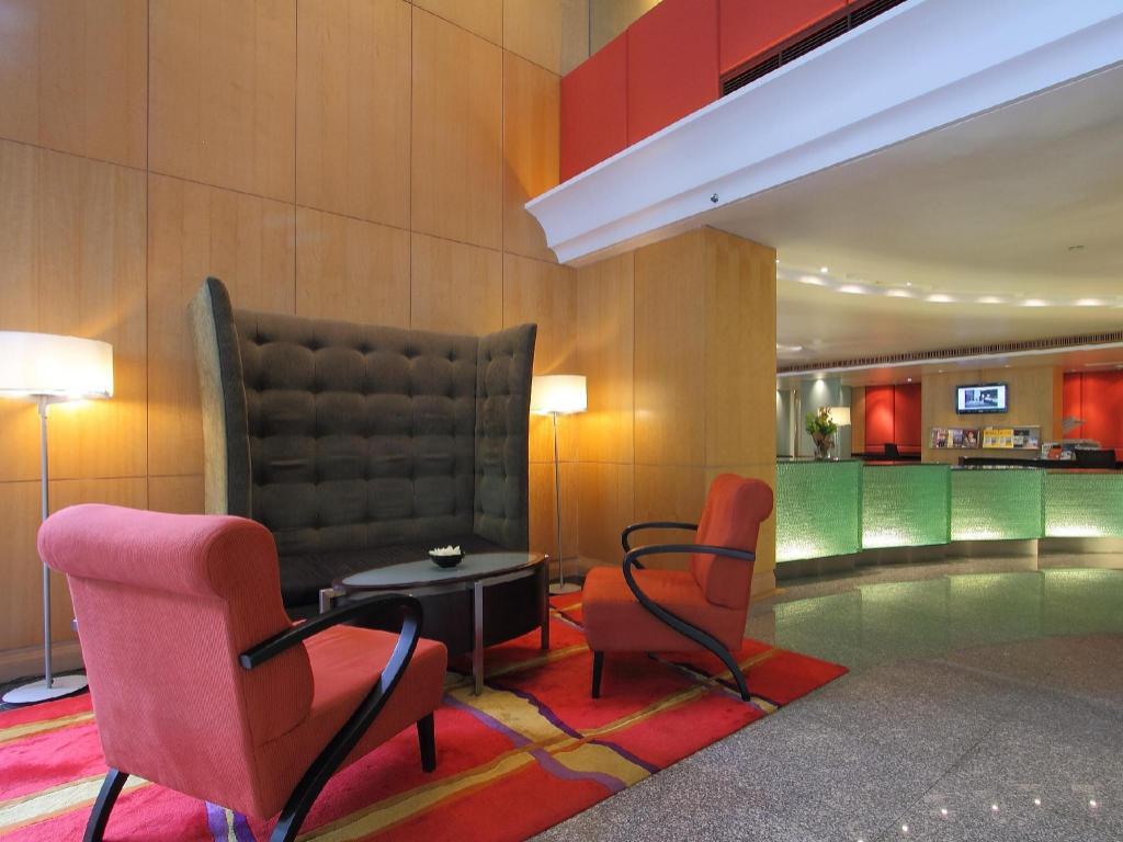 シリ サトーン ホテル3