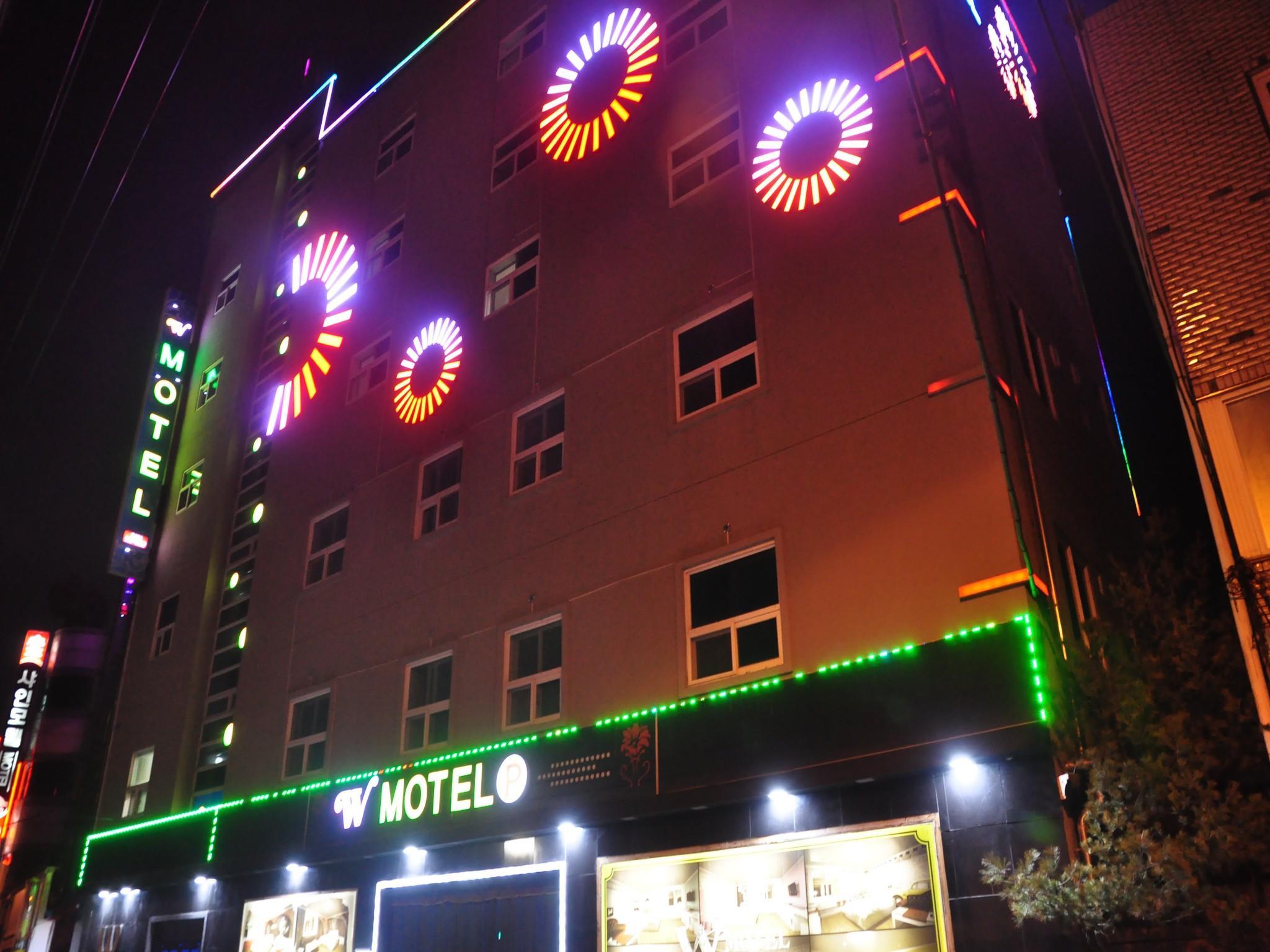 W Motel Andong, Andong