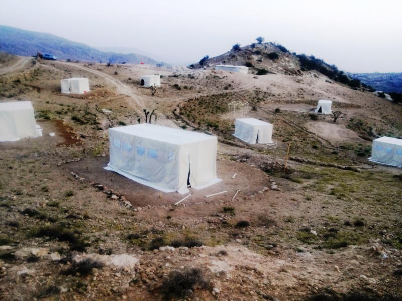 Eco BIA Sahwah Camp, Shoabak