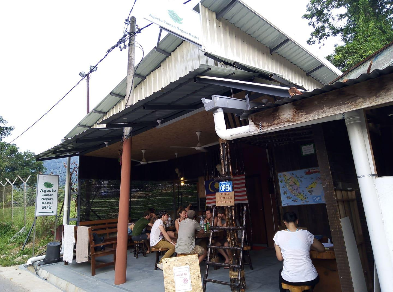 Agosto Taman Negara Hostel, Jerantut