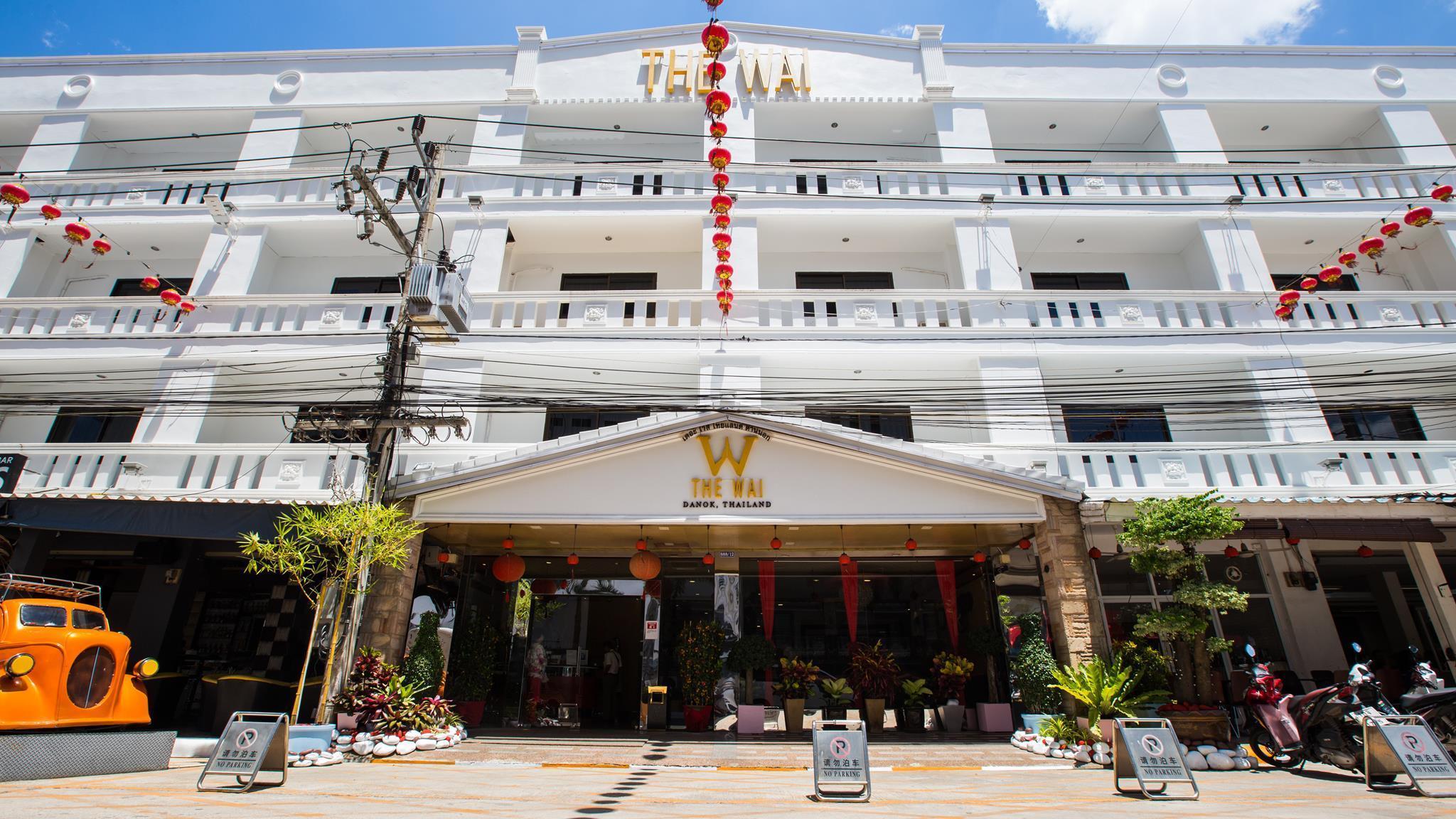 The Wai Hotel Danok, Sadao