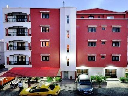 Residence Atlantique, Dakar