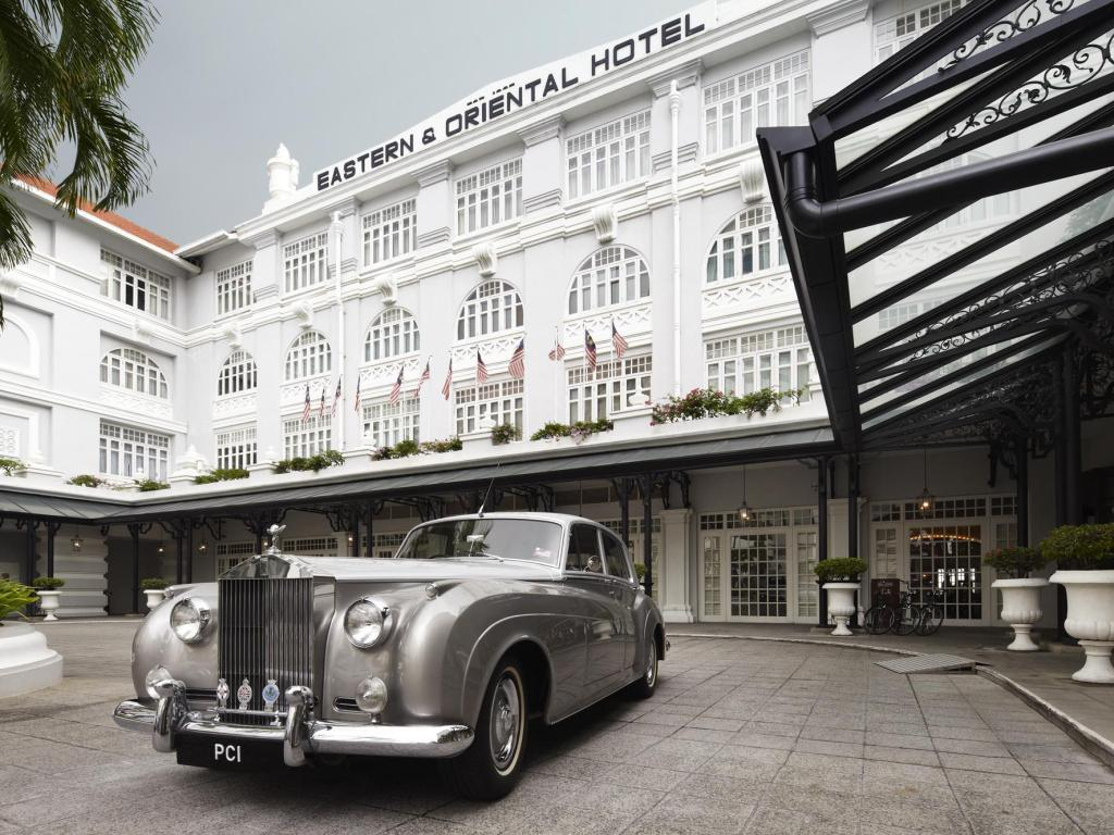 Best Price On Eastern And Oriental Hotel In Penang Reviews