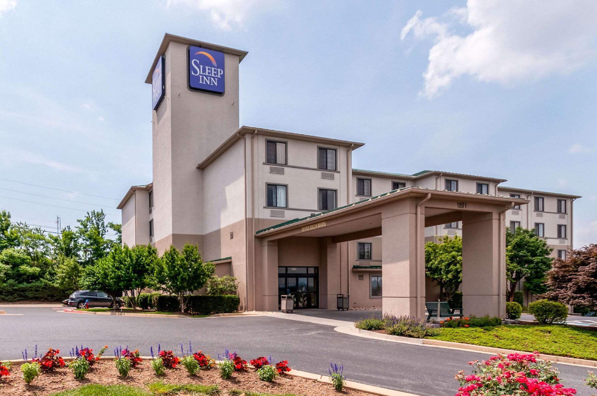 Sleep Inn & Suites Harrisonburg, Harrisonburg