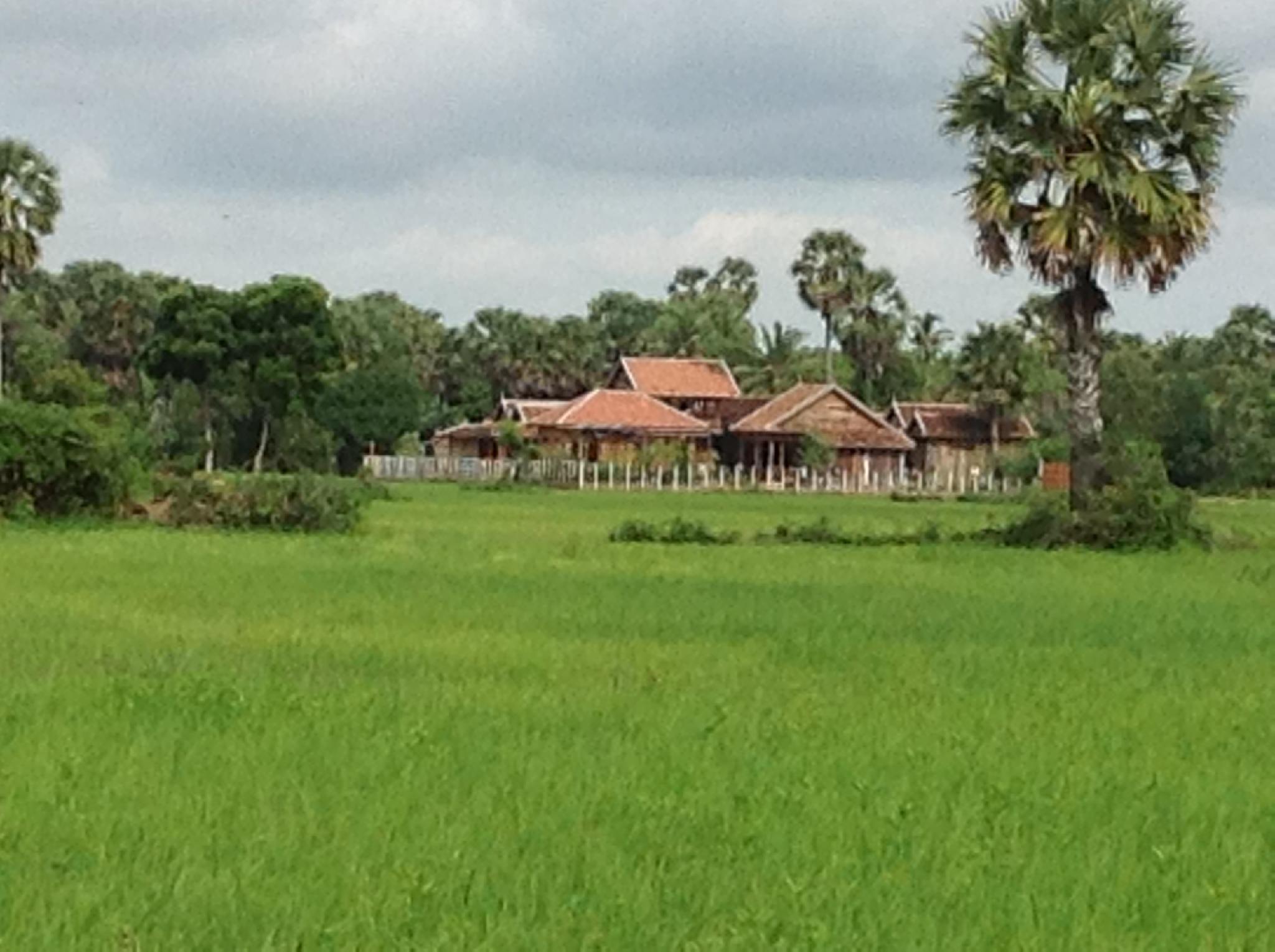 Angkor Rural Boutique Resort, Prasat Bakong