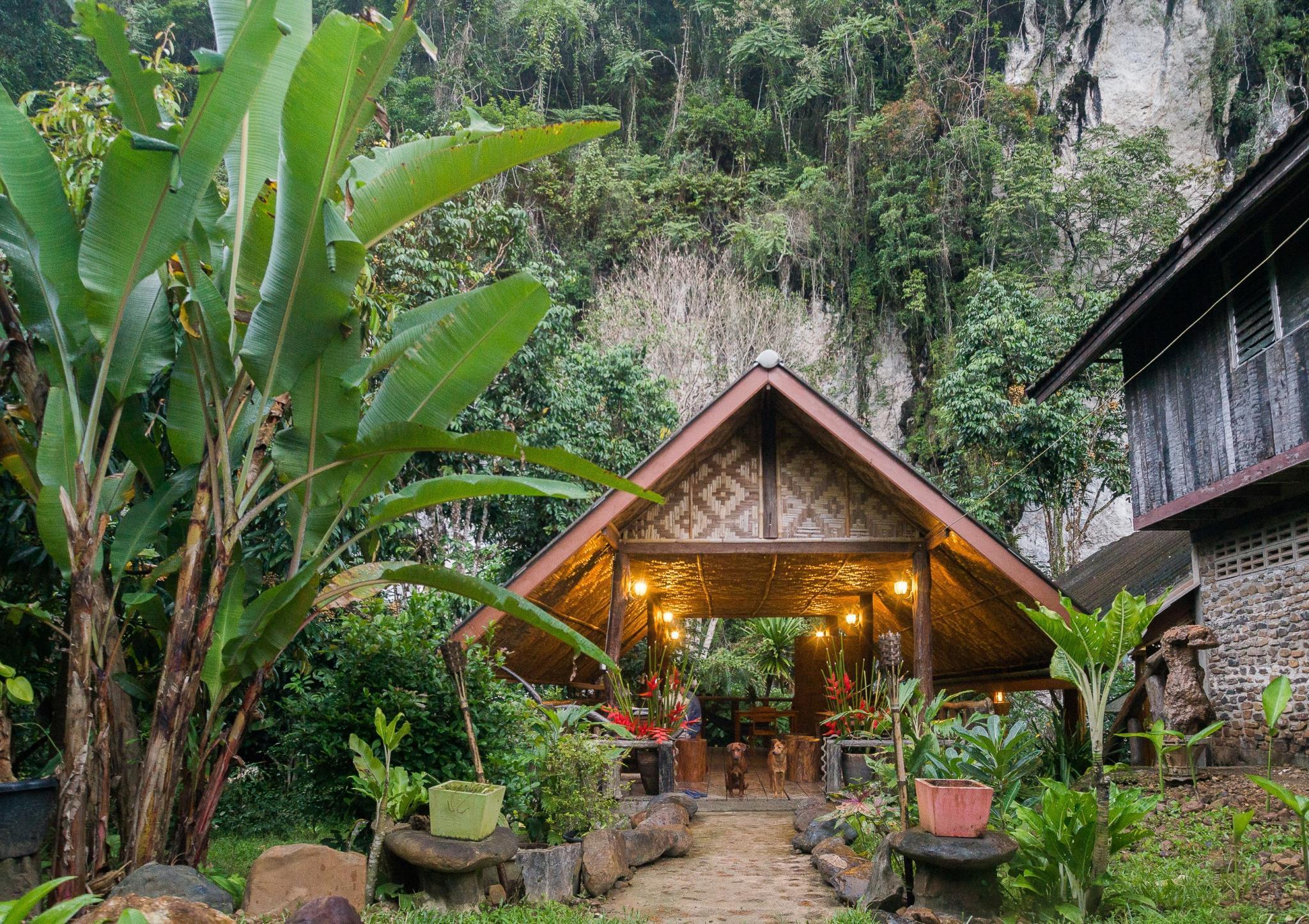 Khao Sok Silver Cliff Resort, Phanom