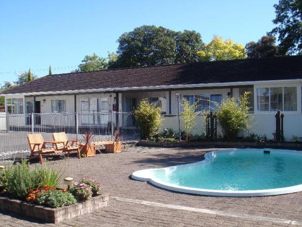 Acorn Estate Motel Masterton - Image4