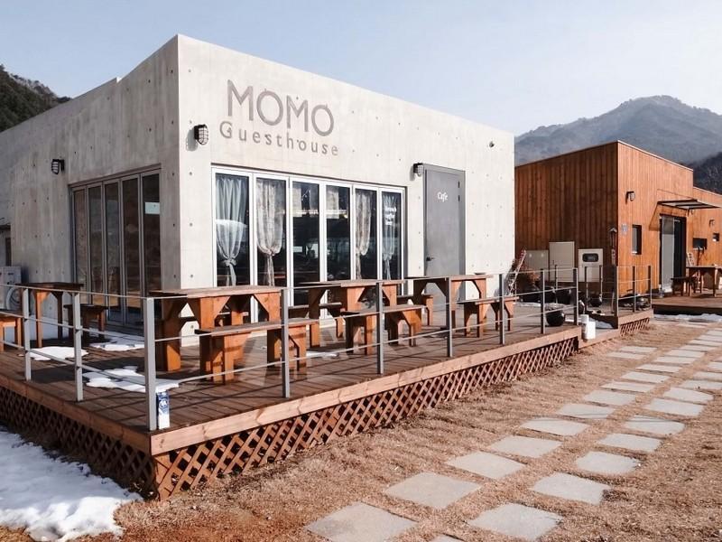 Momo Guesthouse Pension, Muju