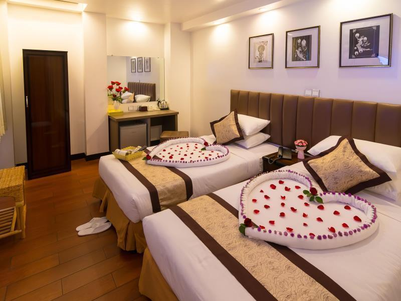 High Five Hotel, Yangon-E