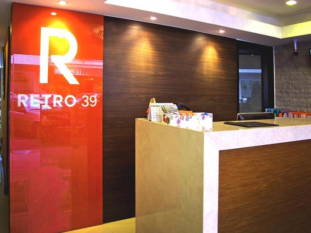 レトロ 39 ホテル12