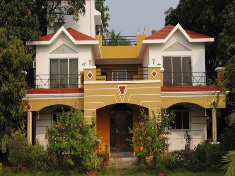 Ghanvatkar Bunglow Resort, Raigarh