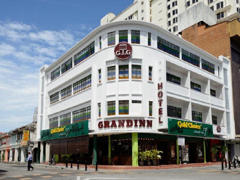 檳城路豪華旅館