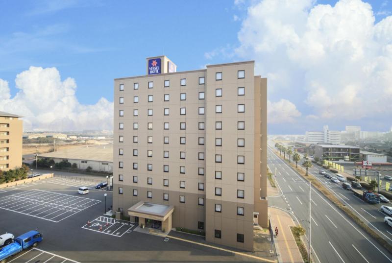 苅田北九州機場Vessel飯店
