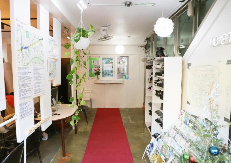 韓國原創青年旅舍