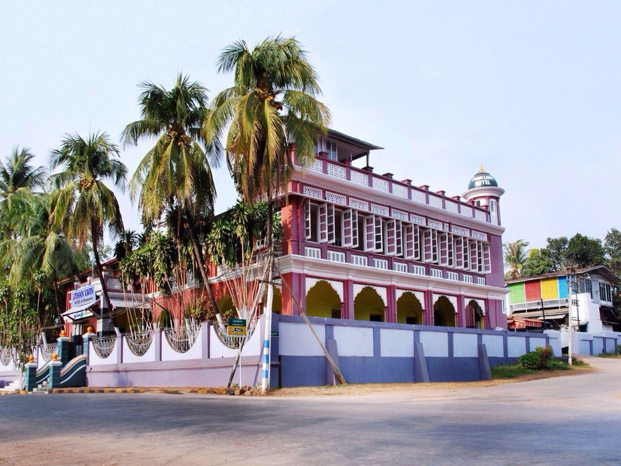 Than Lwin Hotel and Restaurant, Mawlamyine