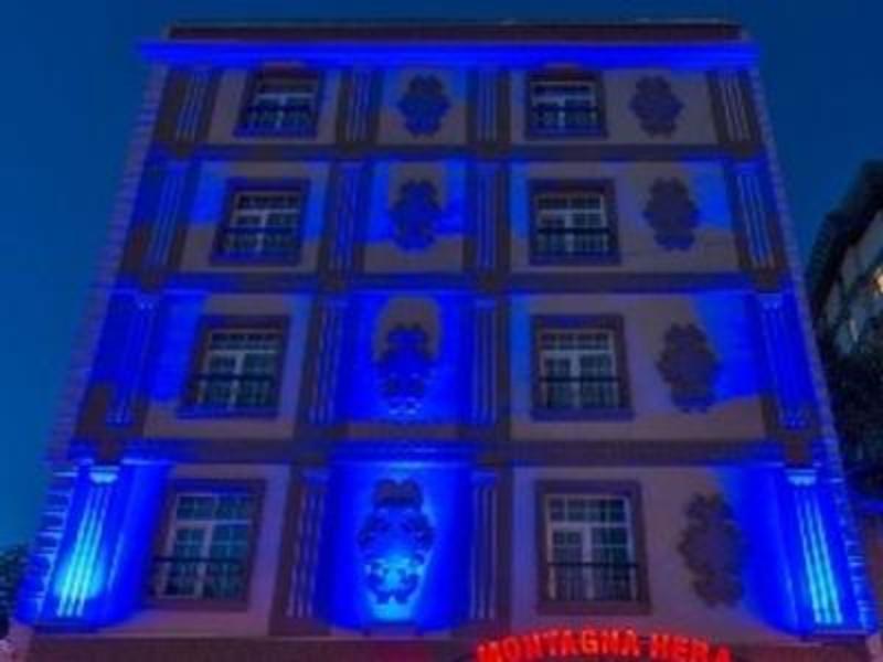 赫拉山旅館