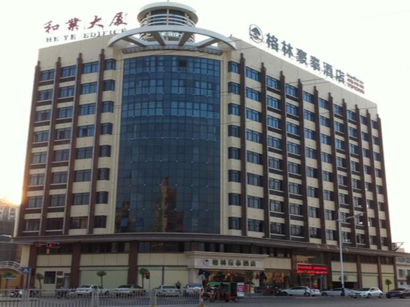 格林豪泰汕頭澄江路商務酒店