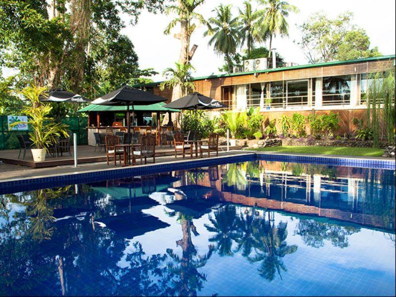 Melanesian Hotel, Lae