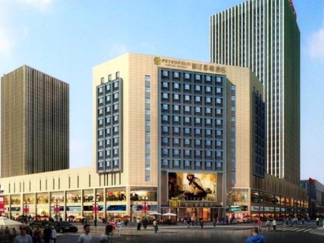 Jinjiang Metropolo Hotel - Shijiazhuang Yuhua, Shijiazhuang