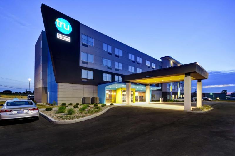 印第安那州韋恩堡希爾頓特魯飯店
