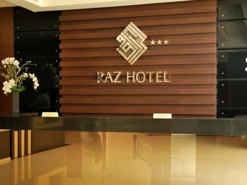 Raz Hotel and Convention, Medan