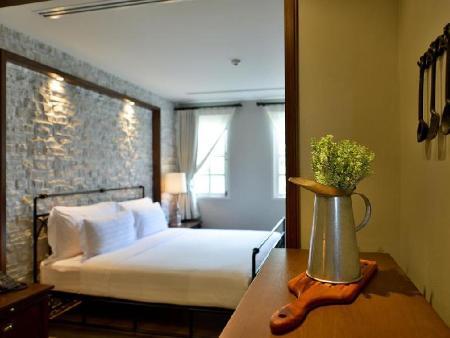 โรงแรม เทมส์ วัลลีย์ เขาใหญ่ ดีลักซ์ ธีม วิวสวน (Deluxe Theme Garden View)