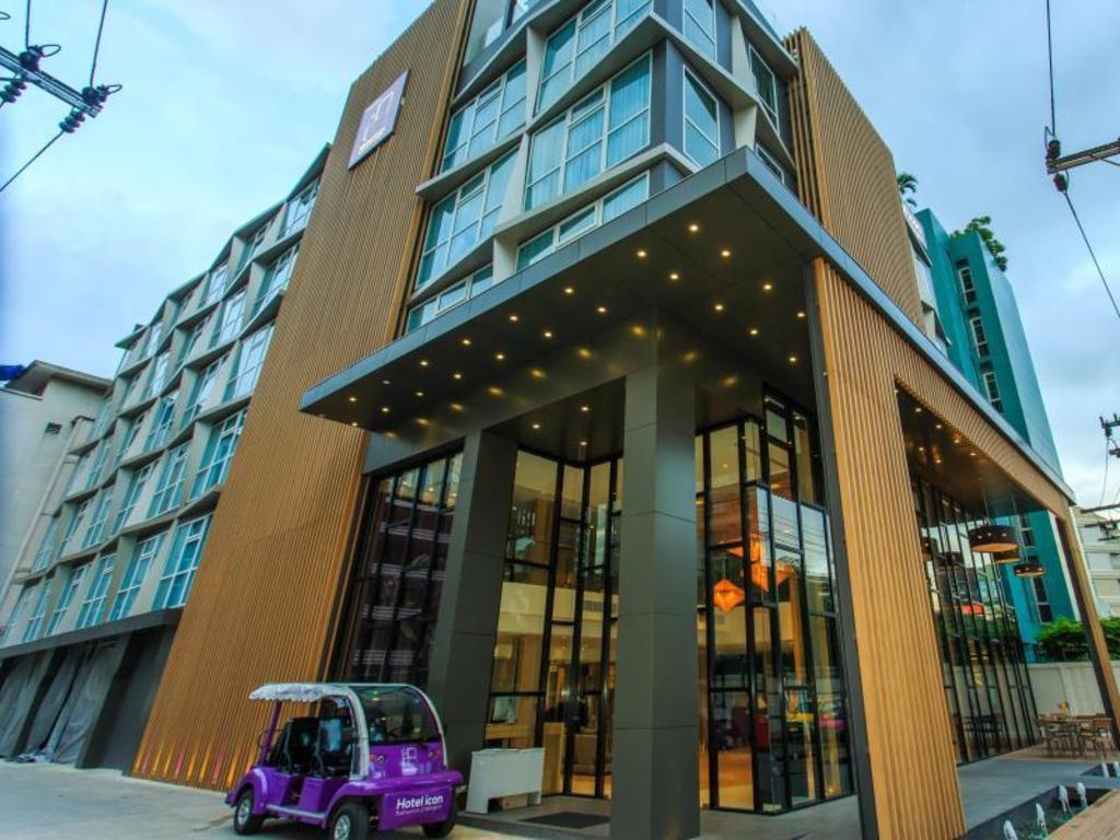 ホテル アイコン バンコク1