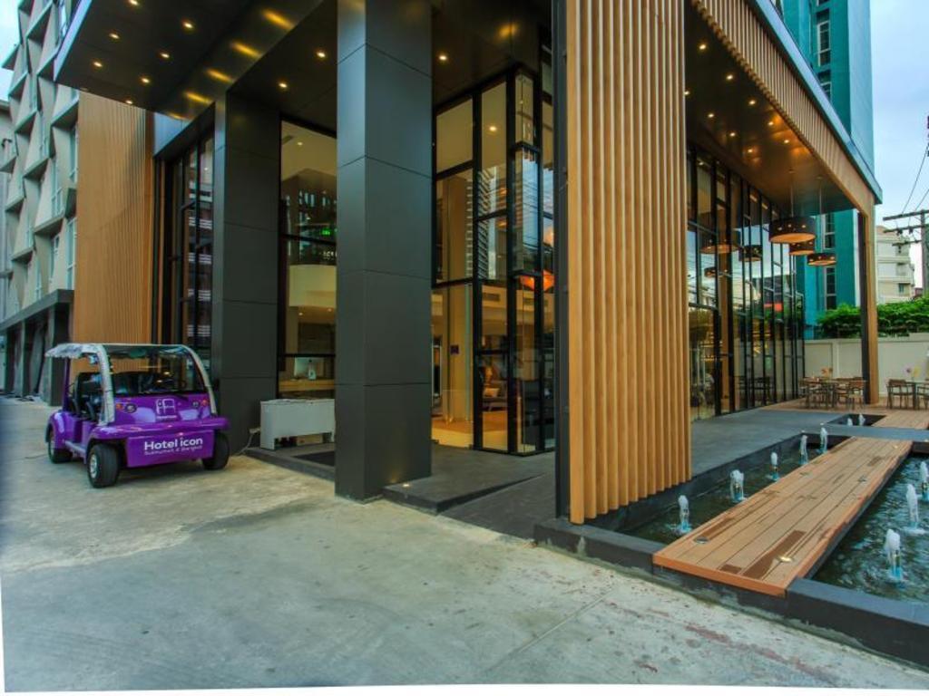 ホテル アイコン バンコク14