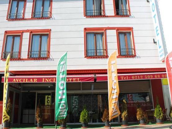 Avcilar Inci Hotel, Avcılar