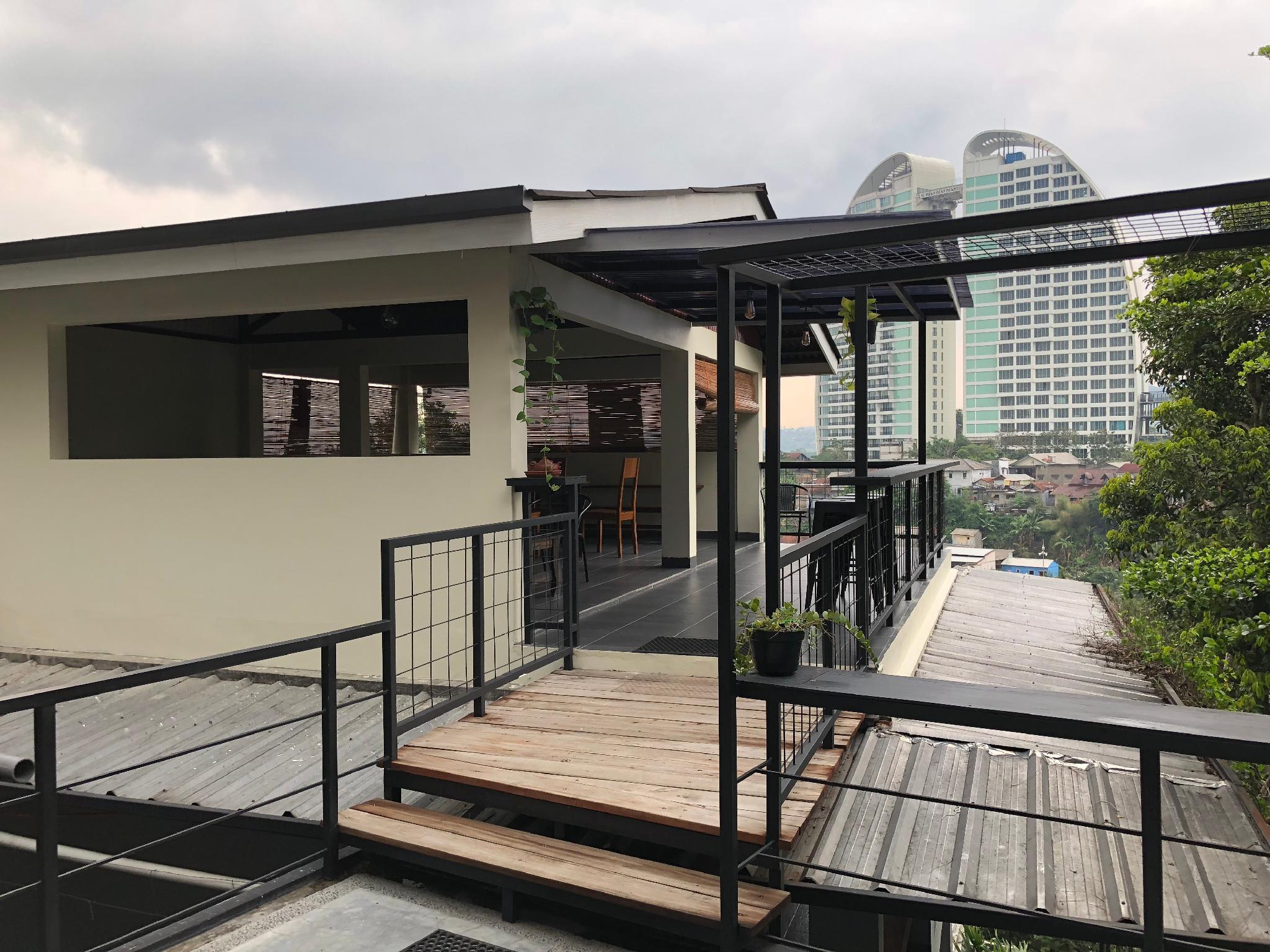 Rumah Kiboku Bed and Breakfast, Bandung