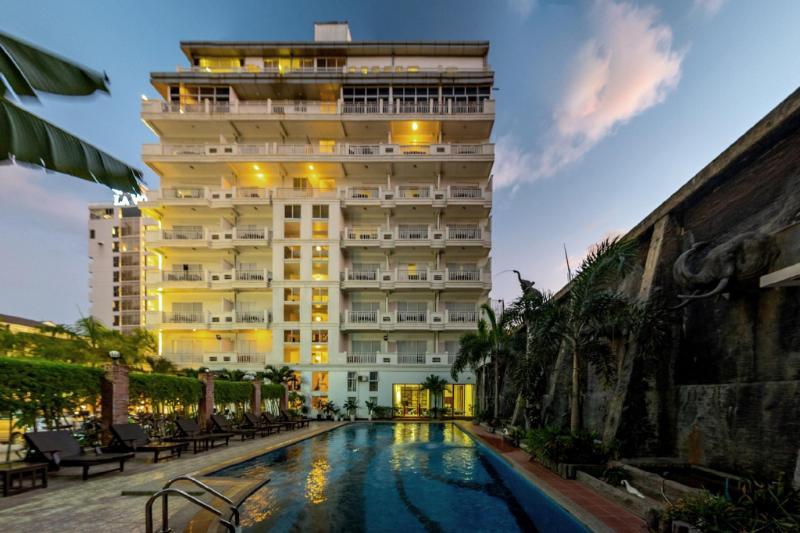貴族公寓飯店