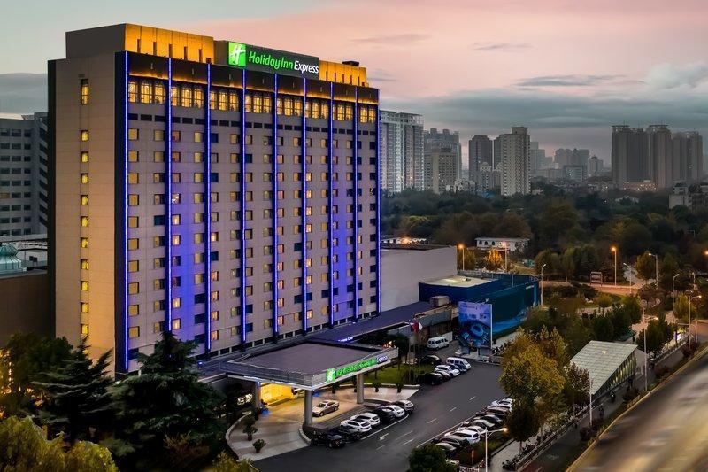 河南中州智選假日酒店