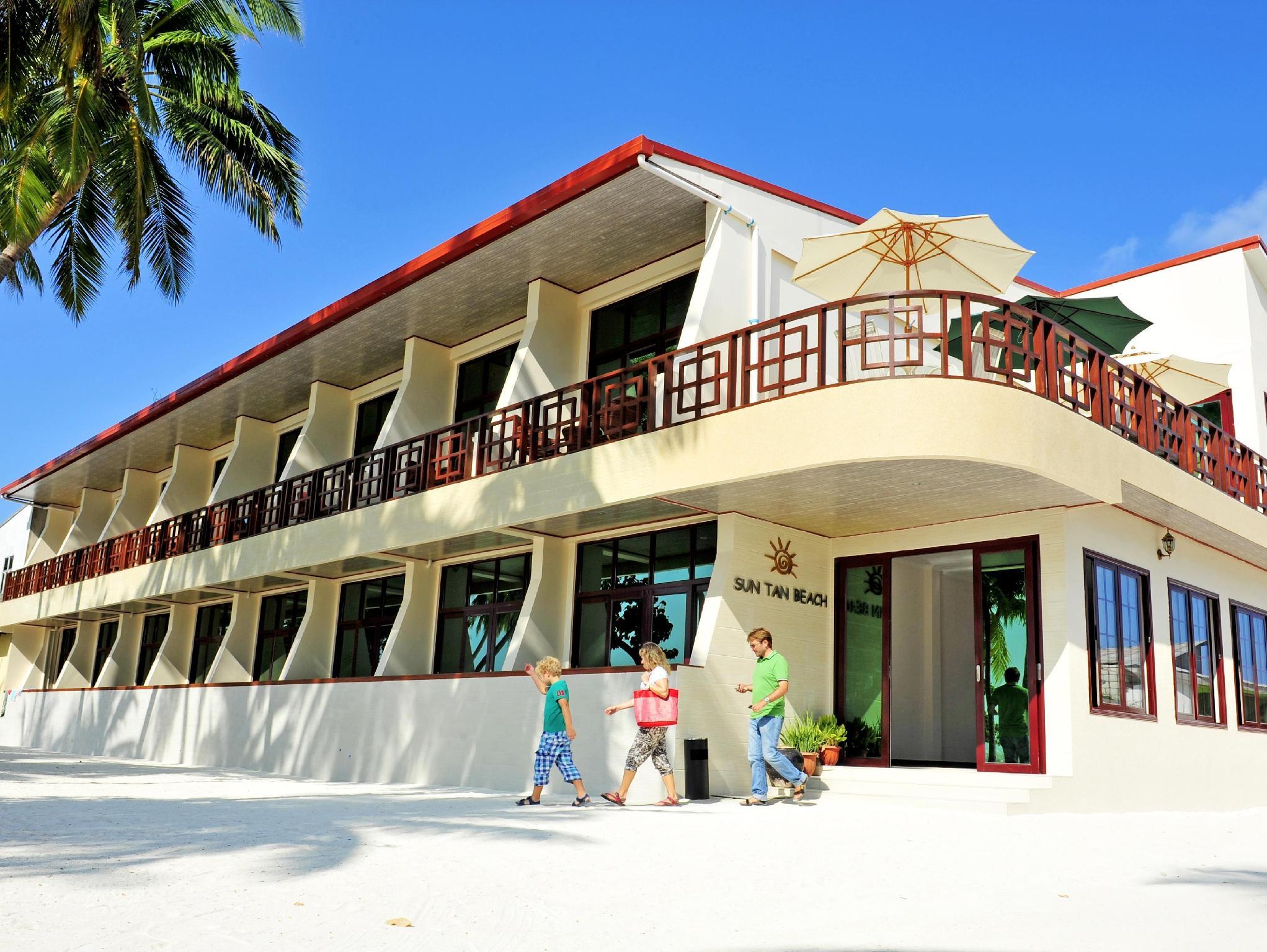 Sun Tan Beach Hotel at Maafushi, Kepulauan Maafushi