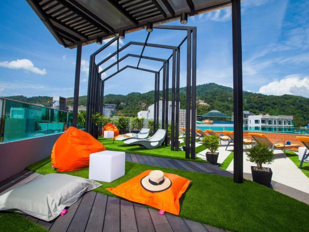 The Crib Patong Hotel1