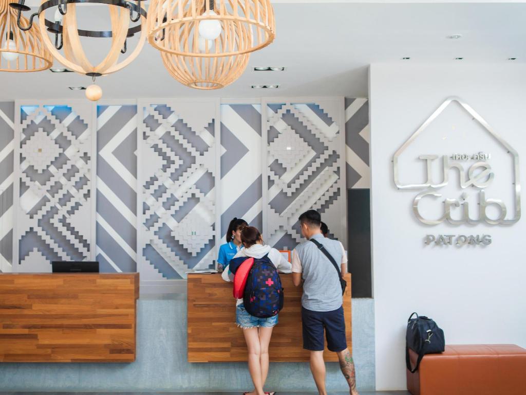 The Crib Patong Hotel13