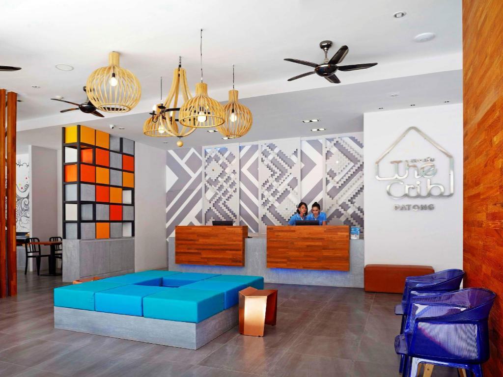 The Crib Patong Hotel2