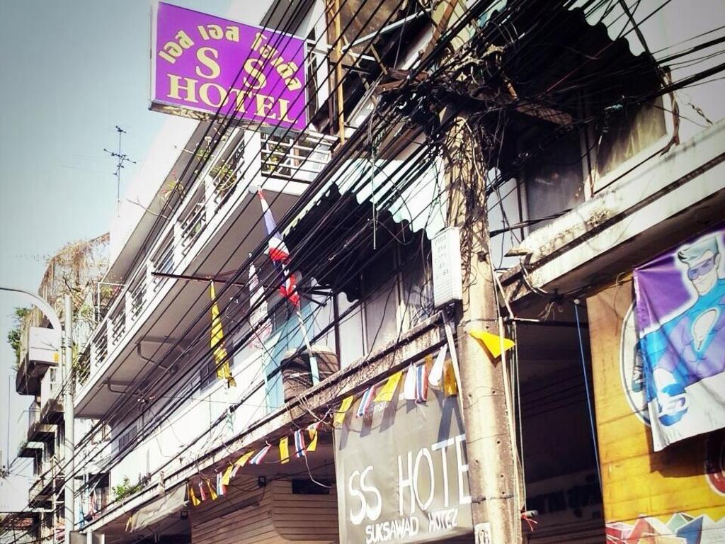 SS ホテル バンコック5