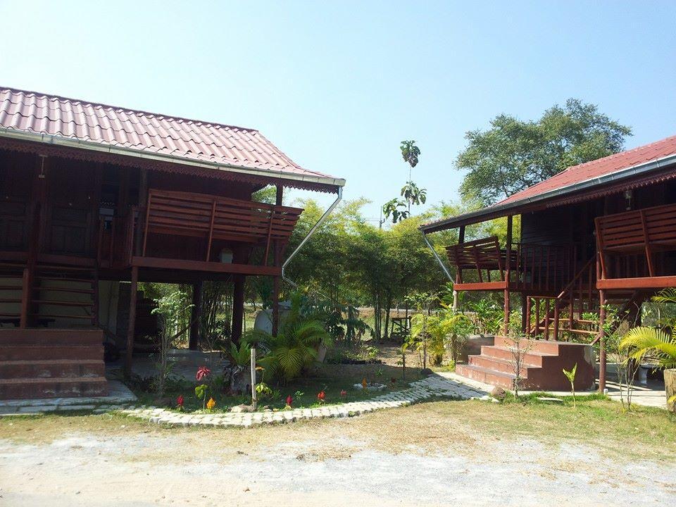 Khontong Resort, Chiang Khan
