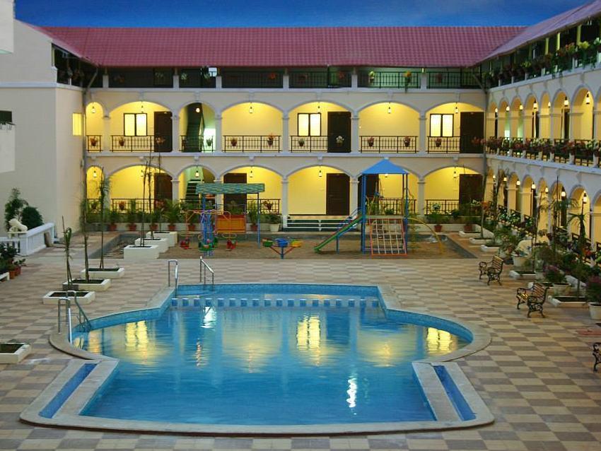 Hotel Kumararraja Palace, Vellore