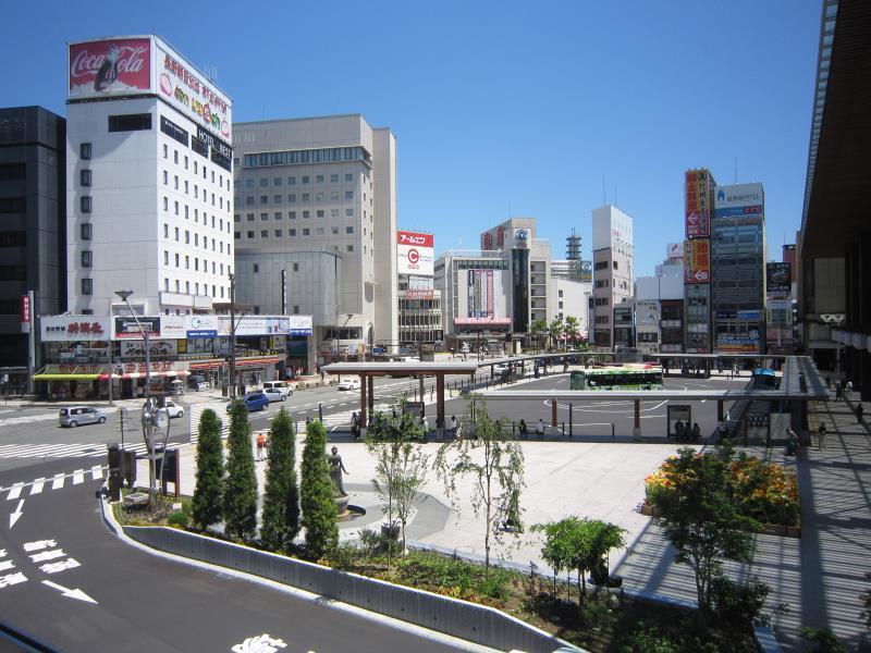 Abest飯店長野站前