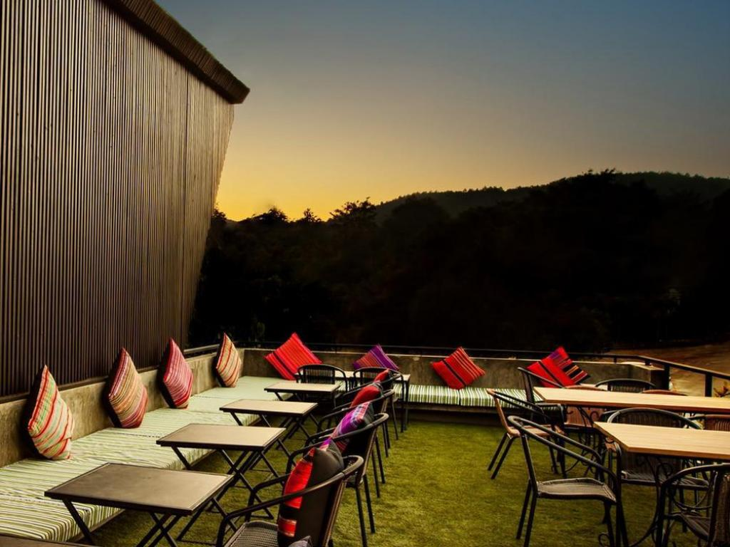Cool downs Resort13