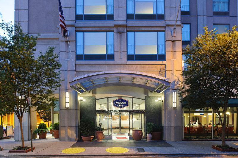 歡朋飯店 - 費城會議中心